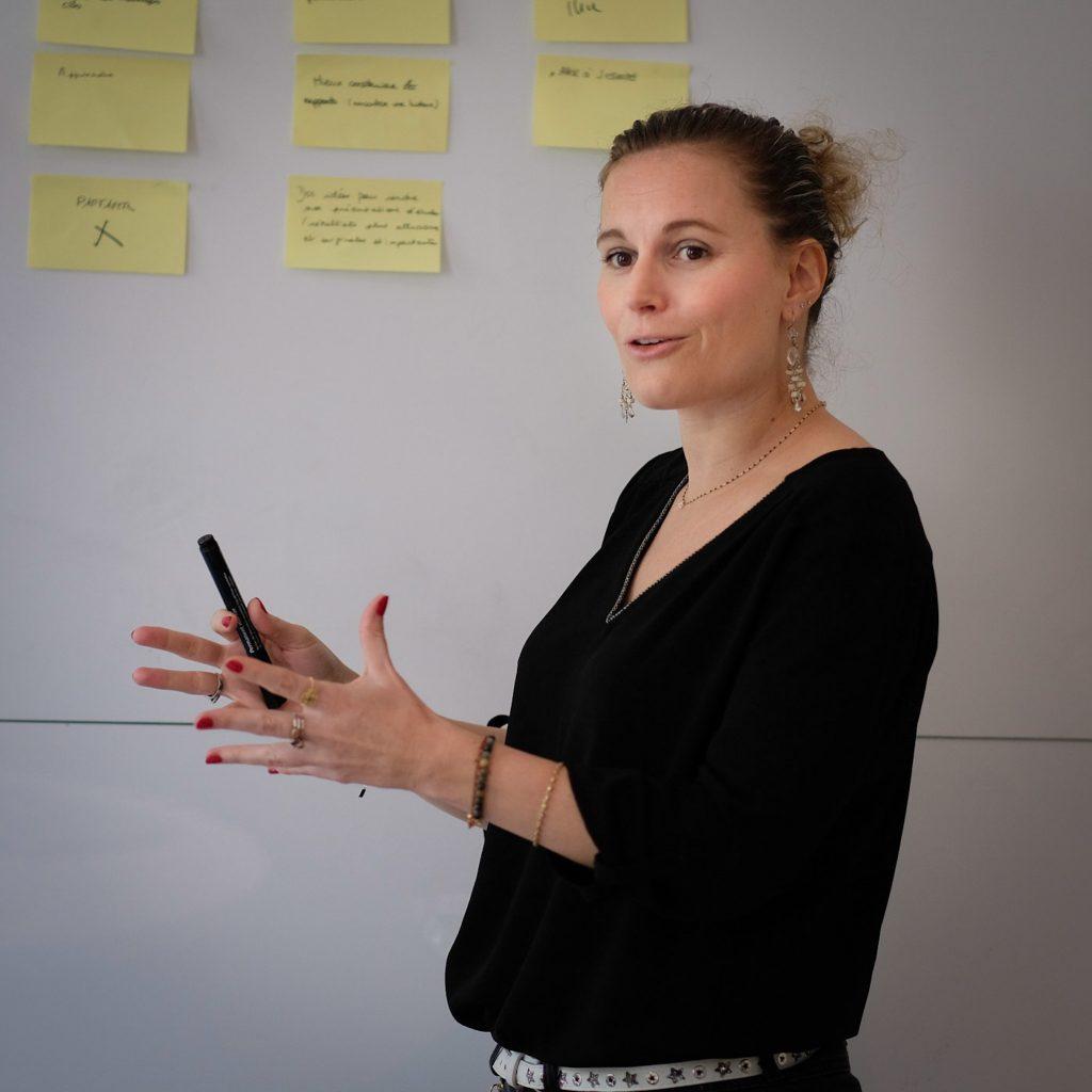 Claire Beronneau Zepresenters