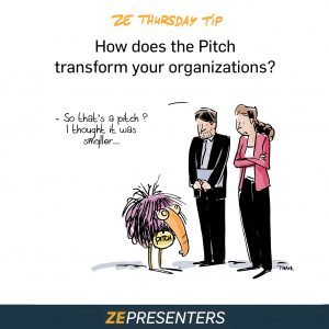 How does the Pitch transform your organizations