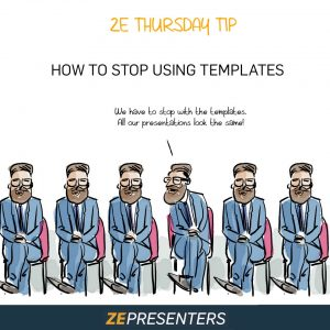 HOW TO STOP USING TEMPLATES ?