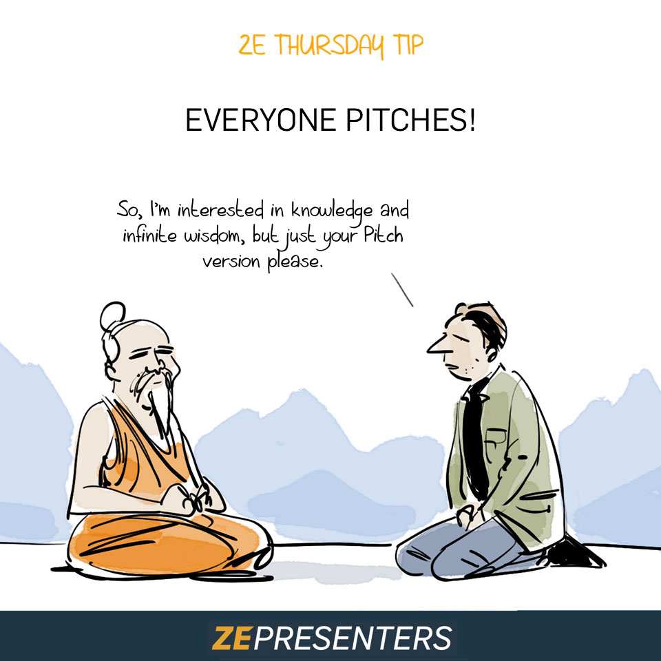 EVERYONE PITCHES!