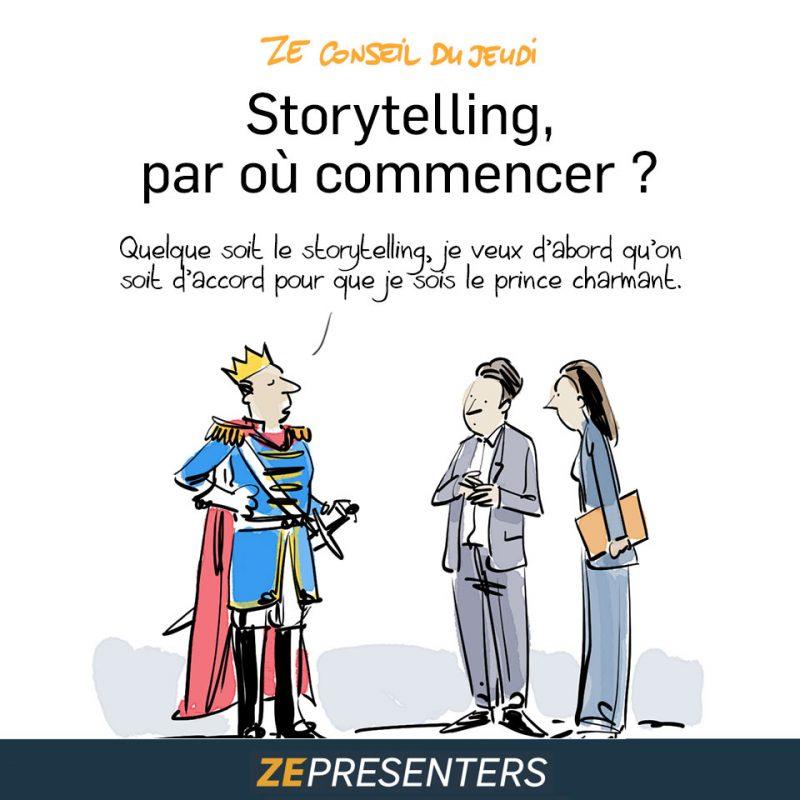 Storytelling : par où commencer ?